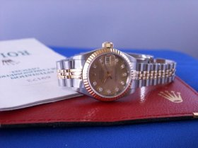 Rolex Lady Oyster Datejust 69173**SOLD**