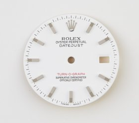 Rolex Turn-o-Graph White dial