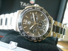 Tag Heuer F1 Chronograph, **Ceramic latest Model**