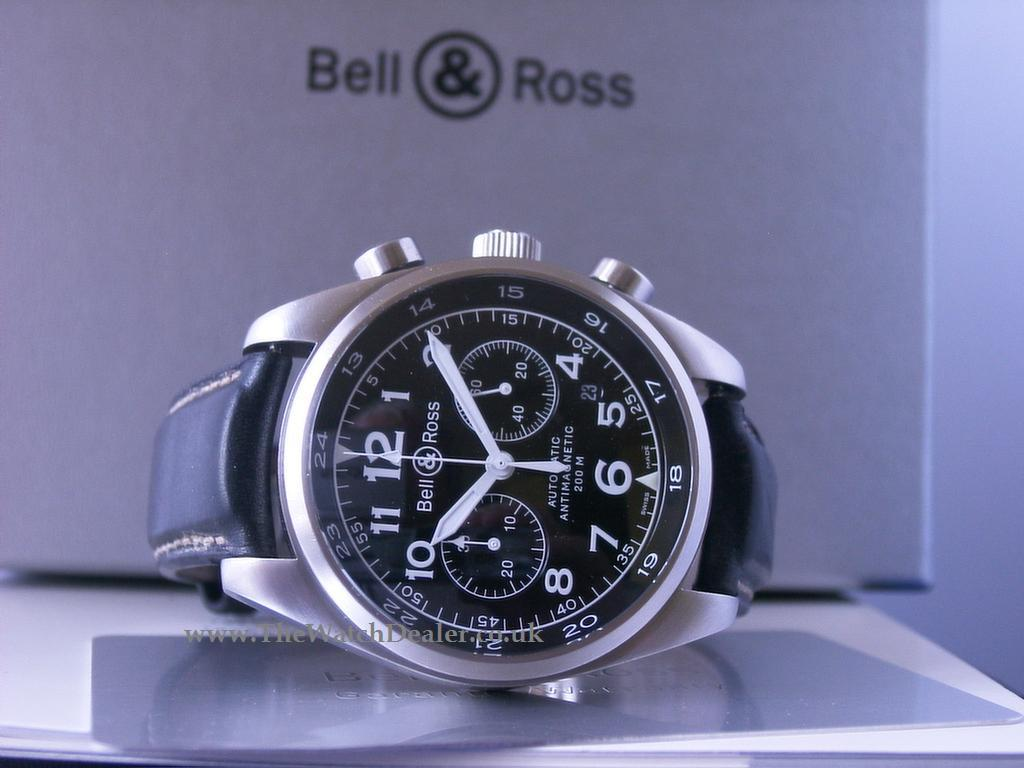 Bell & Ross Vintage 126 XL**SOLD**