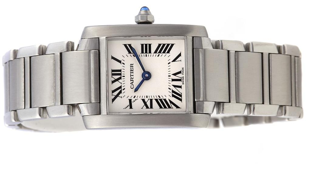 Cartier Francaise ladies model SS**SOLD**