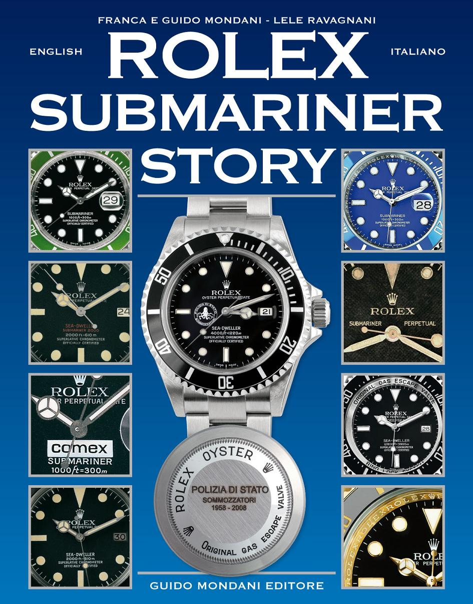 ROLEX SUBMARINER STORY **NEW Updated Edition**