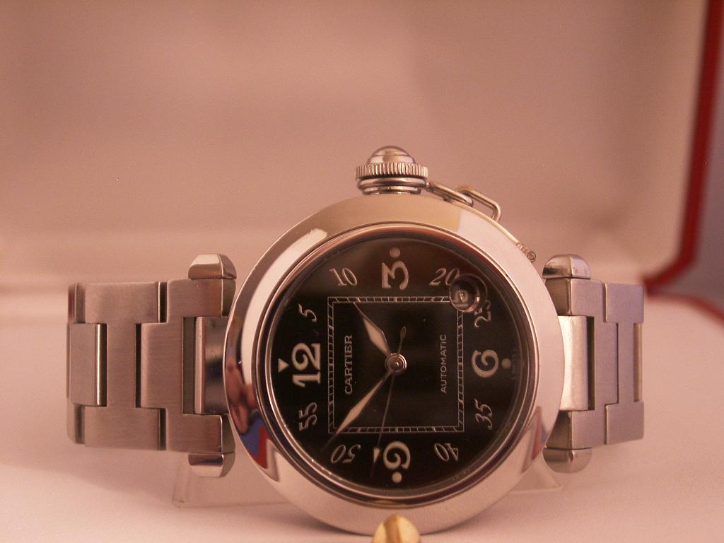 Cartier Pasha C Automatic**SOLD**